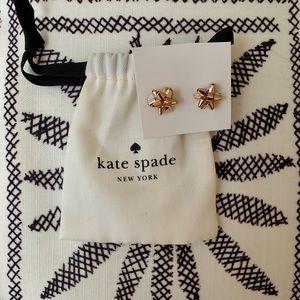 NWOT Authentic Kate Spade Earrings